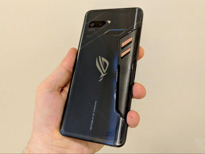 Dapat Sertifikasi dari EEC, ASUS Segera Rilis Smartphone ROG Phone 3?