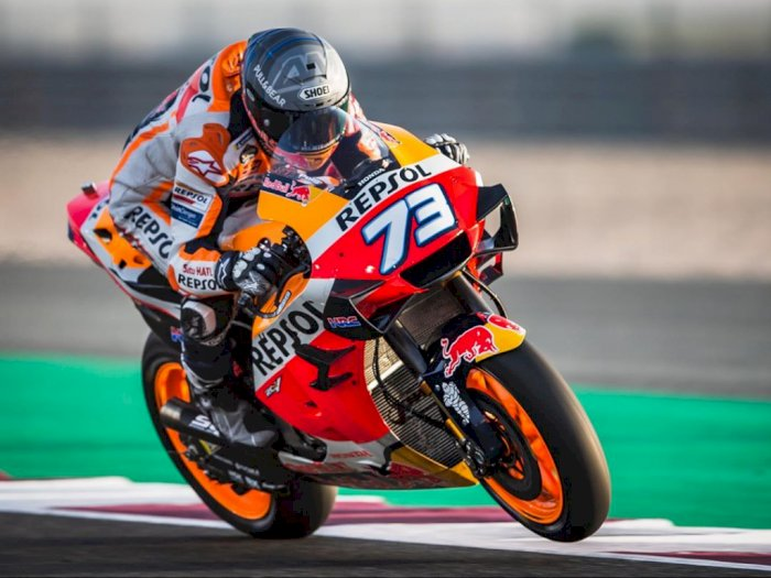 Jadwal Baru MotoGP 2020 Keluar, Alex Marquez Ngaku Antusias Lakukan Debut di kelas MotoGP