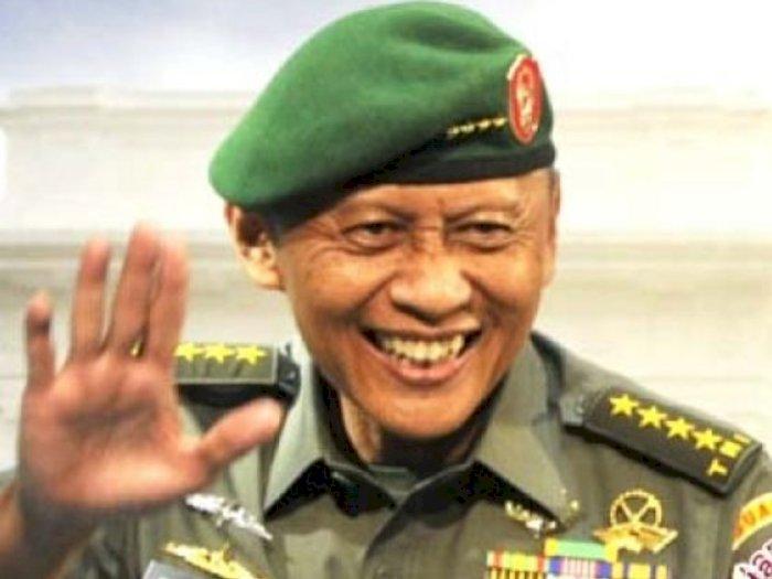 Mengenang Pramono Edhi, Mantan KSAD Jenderal yang Baik Hati