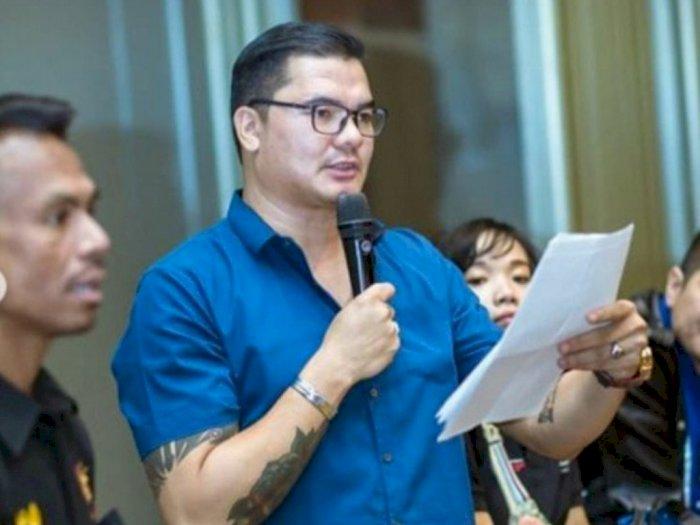 Artis Jerry Lawalata Ditangkap Polisi Terkait Kasus Narkoba
