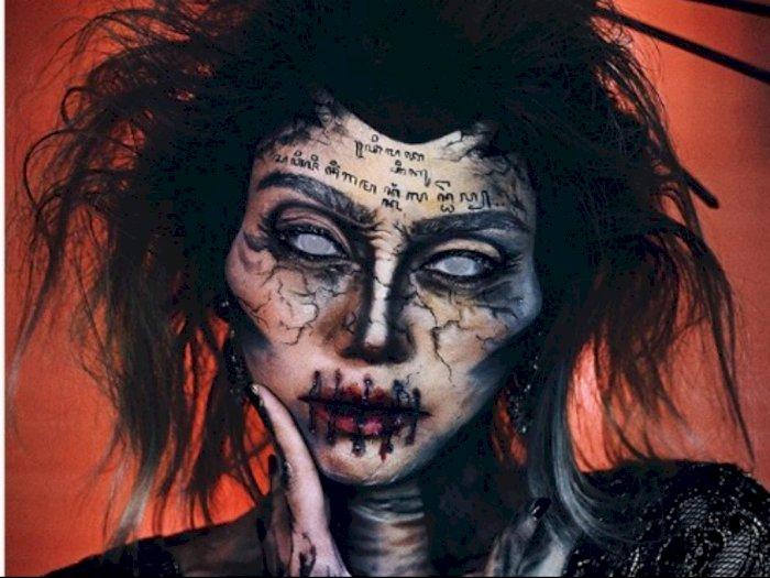 Face Art Mendadak Viral, Content Creator Unjuk Gigi di Social Media