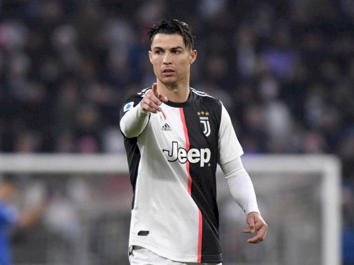 Walau Diet Ketat, Ronaldo Rupanya Doyan Makan Pizza