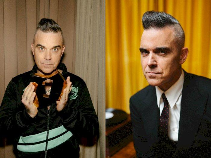 Baru Punya HP Lagi Setelah 14 Tahun, Robbie Williams Takut Kecanduan