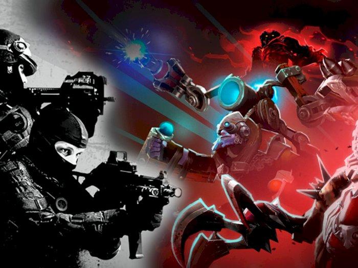 Valve Hadirkan Fitur Text-Filtering untuk Game CS:GO dan DotA 2!