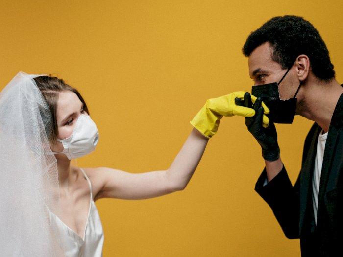 Tetap Bisa Adakan Resepsi Pernikahan di Era New Normal Asal Terapkan Protokol Kesehatan