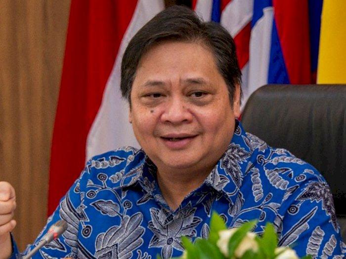 Menko Airlangga Sebut Pertumbuhan Ekonomi Indonesia Lebih Baik Dibanding Negara Lain