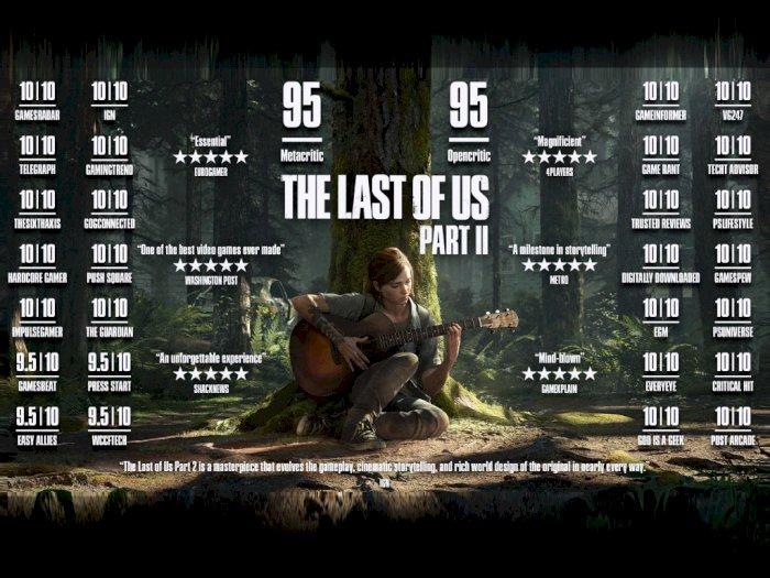 Dapat Banyak Review Bagus, The Last of Us Part II Jadi Calon GOTY Tahun Ini?