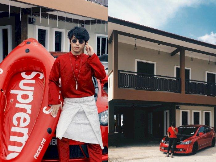 Kisah Inspiratif Pria 20 Tahun yang Bisa Beli Rumah Mewah hanya dengan Bisnis Baju Bekas