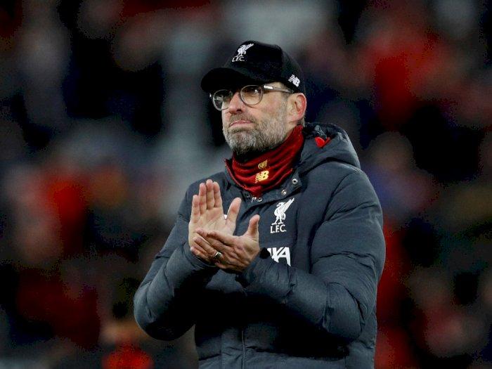 Gerrard: Klopp Pantas Dibuatkan Patung di Liverpool