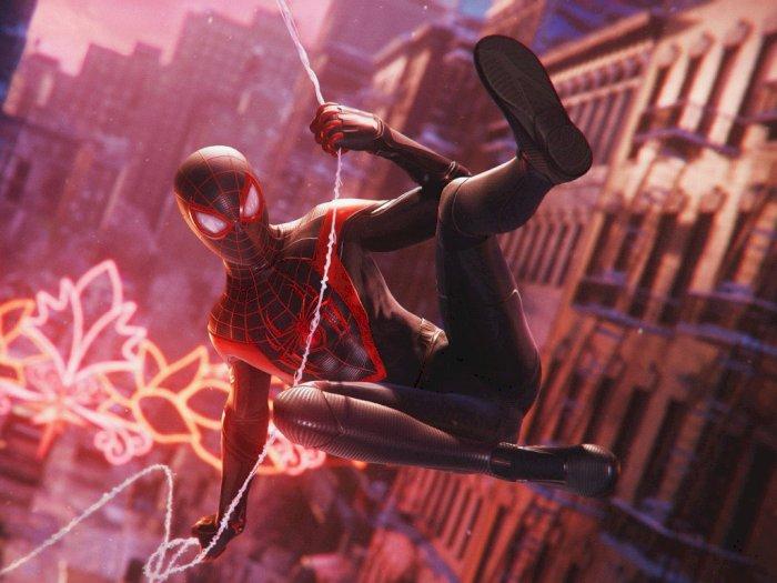Insomniac Games: Game Spider-Man Terbaru Bakal Jadi Game Standalone di PS5