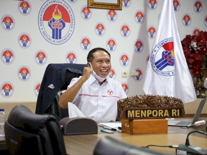 Pemain Asing Dominasi Lini Serang Liga 1, Menpora: Sangat Disayangkan