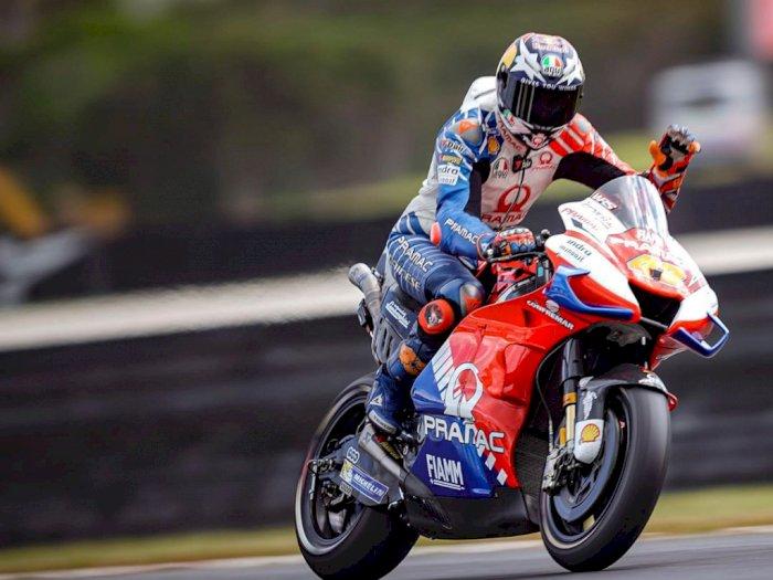 Jack Miller Mengaku Belum Mengetahui Strategi Ducati pada MotoGP 2021