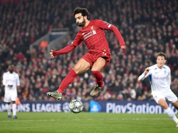 FOTO : Inilah Koleksi Mobil Milik Bintang Liverpool, Mohamed Salah!