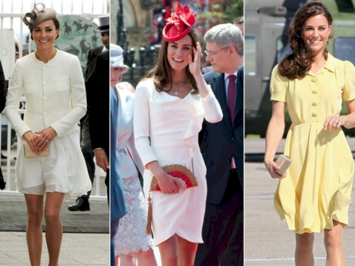 Tampil Sempurna, Barang Ini Selalu Ada di Tas Kate Middleton