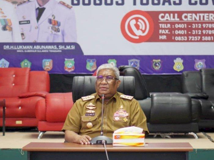 Gubernur Sultra: Kedatangan 500 TKA Serap Ribuan Pekerja Lokal