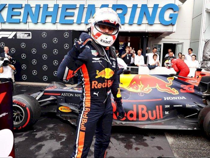 Seri F1 2020 Digelar Tanpa Penonton, Max Verstappen : Sangat Disayangkan!