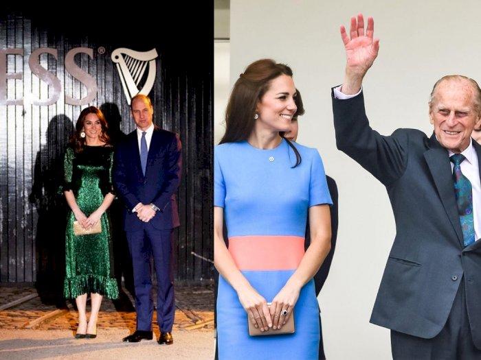 Barang di Dalam Tas Kate Middleton Hingga Skincare Rutinnya