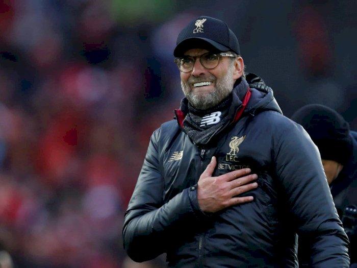 Klopp ke Fans Liverpool: Tetap di Rumah