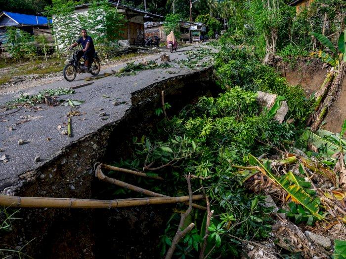 FOTO: Banjir dan Longsor di Kabupaten Sigi, Sulawesi Tengah