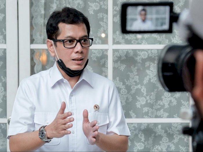 Lucunya Wishnutama Jadi 'Menteri yang Tertukar' ketika Kunjungan Kerja ke Bali