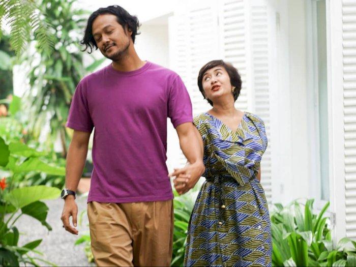 Jenguk Sang Suami di RSKO Cibubur, Widi Mulia Ngaku Canggung