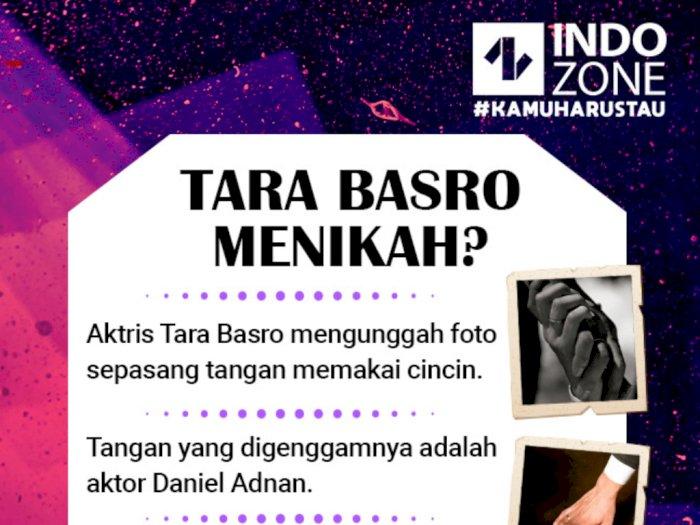 Tara Basro Menikah?