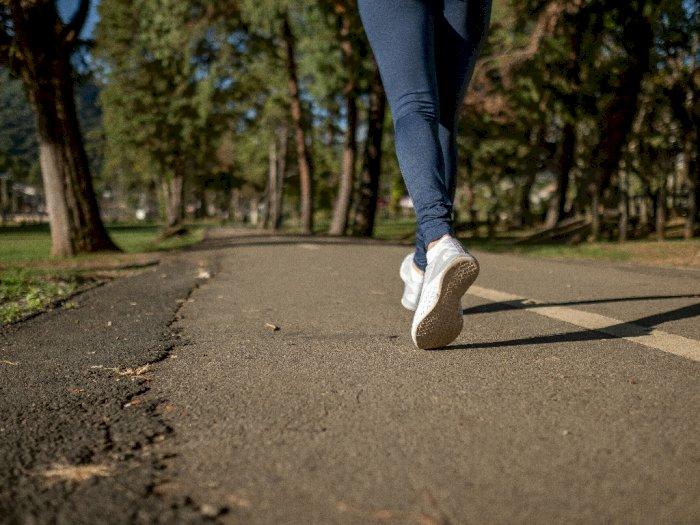 Meski Olahraga Ringan, Berjalan Punya Sejumlah Manfaat