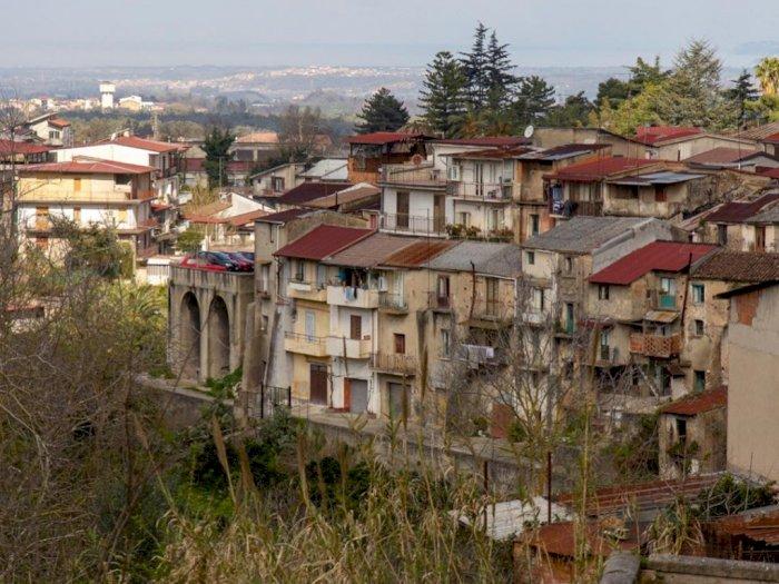 Rumah di Italia Dibanderol Rp16 Ribu, Letaknya di Kota yang Bebas Kasus Corona