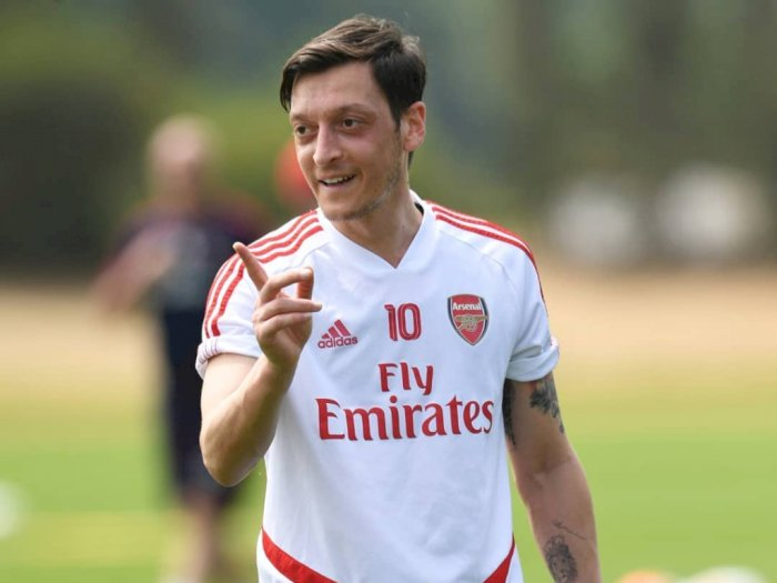 Tak Mainkan Mesut Ozil, Ini Kata Mikel Arteta