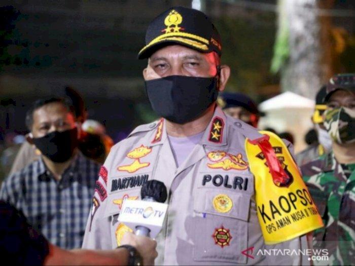 Kapolda Sumut Pimpin Serah Terima Jabatan 2 Pejabat Baru Polda Sumut