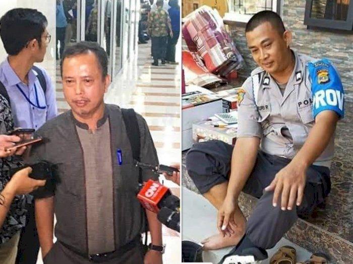 IPW Salut Polisi Heroik Bripka Masruri dan Istri Selamatkan Nyawa Jambret Diamuk Massa