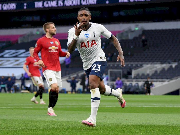 Tottenham VS MU: The Lilywhites Unggul 1-0 di Babak I
