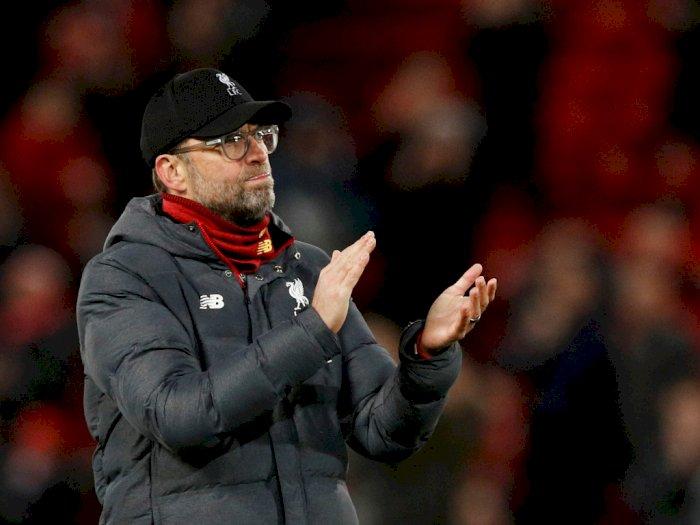 Jurgen Klopp Sempat Khawatir Andai Liga Primer Tak Dilanjutkan dan Liverpool Gagal Juara