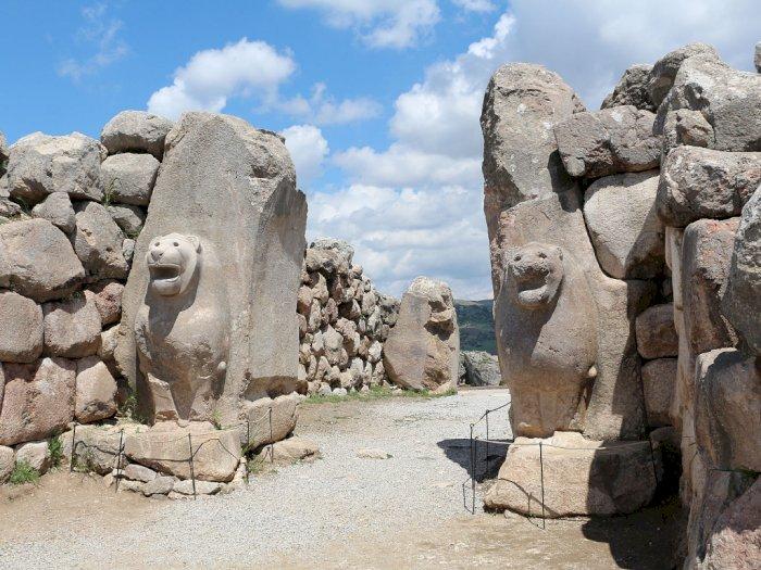 Kota Kuno Hattusa, Ibu Kota Kerajaan Adidaya di Zaman Perunggu