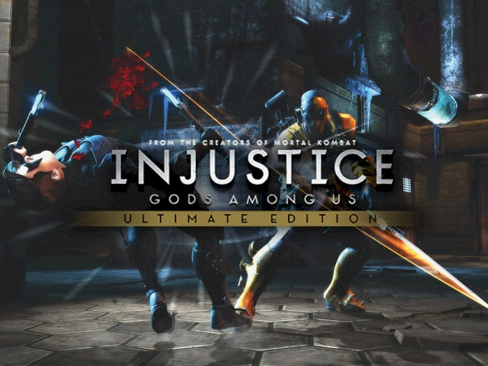 Warner Bros Gratiskan Game Injustice: Gods Among Us Ultimate Edition di Steam