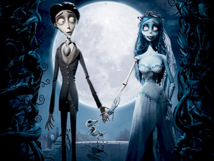 """Corpse Bride (2005)"" -  Janji Pernikahan pada Seorang Mayat"