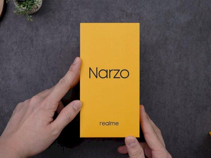 Dalam 4 Menit, Sebanyak 1.500 Unit Realme Narzo Terjual di Indonesia!