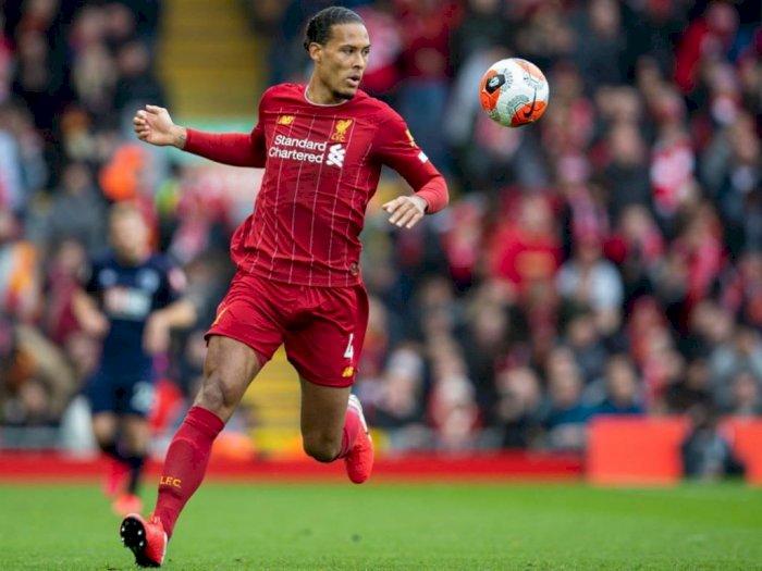 Van Dijk Yakin Gelar Liga Inggris Bakal Pengaruhi Level Liverpool.