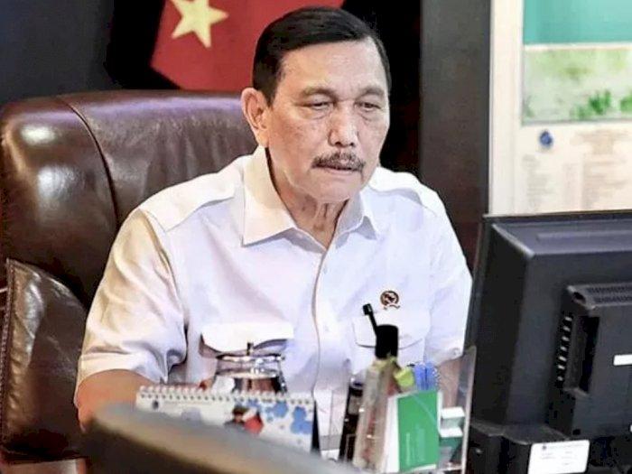 Jokowi Ulang Tahun, Luhut Pandjaitan Kenang Saat Pertama Kali Bertemu