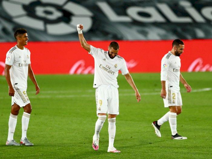 Zidane ke Pique: Kami Tak Pernah Diistimewakan Wasit