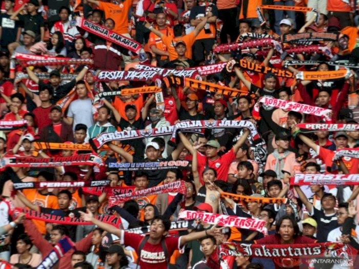 The Jakmania Tolak Kelanjutan Liga 1 2020