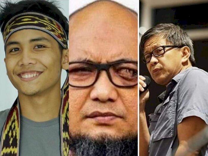 Rocky Gerung Sebut Buzzer yang Serang Bintang Emon Dungu, Soal Jaksa Kasus Novel Baswedan