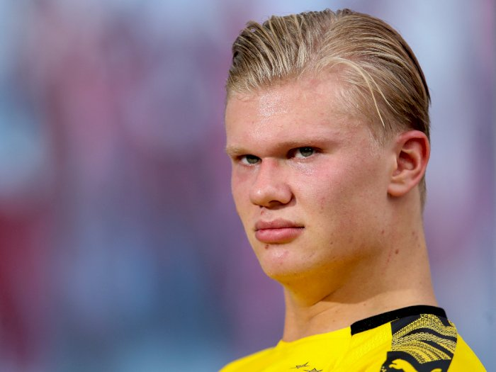Haaland Tak Senang Bayern Munchen Juara Bundesliga