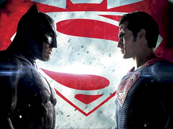2 Aktor Ini Menyesal Pernah Memerankan Tokoh Batman dan Superman