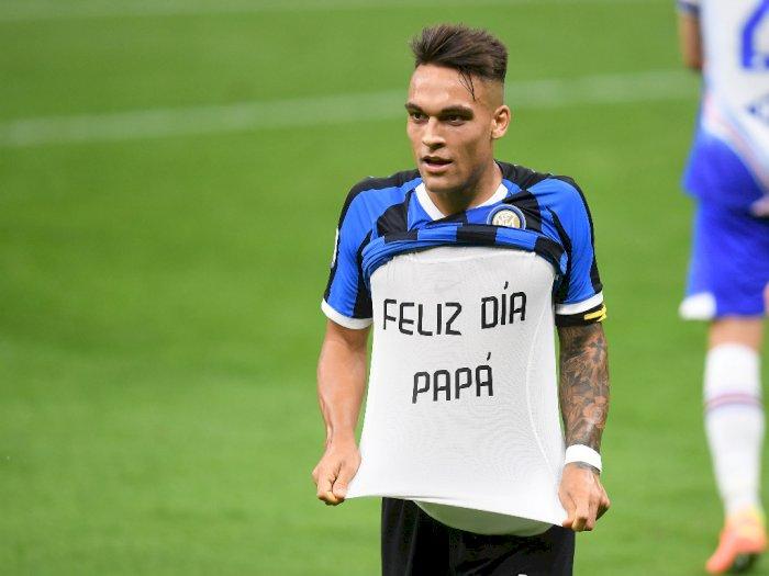 Inter Tak Akan Jual Lautaro Martinez