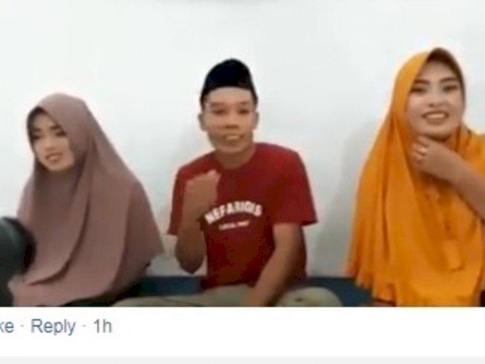 Ini Cerita Lengkap Saiful, Pria Sasak Lombok Barat yang Sukses Nikahi Dua Wanita Sekaligus