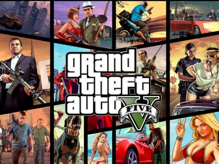 Mantan Produser Rockstar Games Ungkap Mengapa GTA V Masih Dirilis di PS5