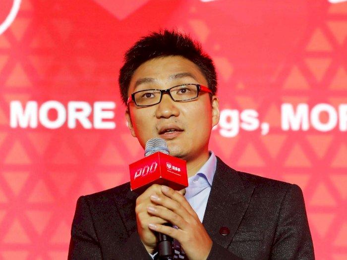 Pria Ini Berhasil Salip Jack Ma dari Daftar Orang Terkaya di Tiongkok!