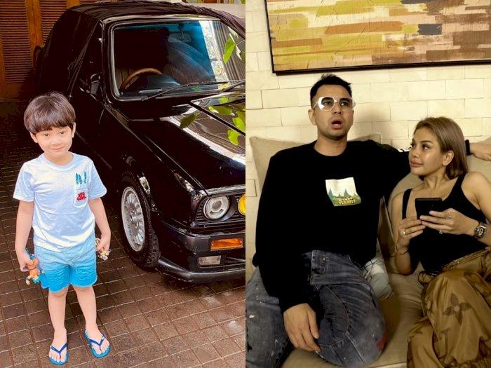 Inginkan Kisah Seperti Papa dan Mamanya, Raffi Izinkan Rafathar Jadi Playboy