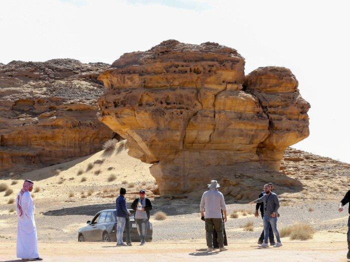 Arab Saudi Buka Kembali Tempat Wisata, Tapi Hanya Untuk Turis Domestik Saja